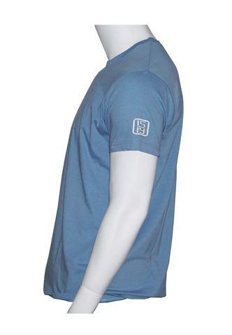 Bild von T-Shirt 1519 hellblau
