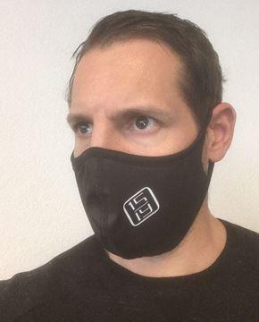 Bild von Gesichtsmaske Polyester